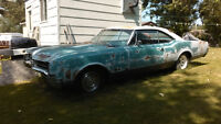 1966 Oldsmobile Other Coupe (2 door)