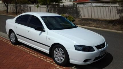 FORD BF mk11 FALCON 11/07 RARE 6 SPEED AUTO FULL SERVICE HISTORY Para Hills West Salisbury Area Preview