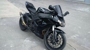 2009 Kawasaki Ninja zx10r