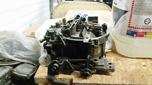Chevrolet Edelbrock, Ford Holley carbs
