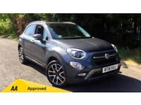 2016 Fiat 500X 1.6 Multijet Cross Plus 5dr Manual Diesel Hatchback