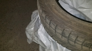 15 inch winter tires Yokohama low mileage