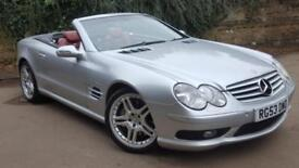 Mercedes-Benz SL55 5.4 Kompressor auto AN IMPECCABLE FUTURE CLASSIC!