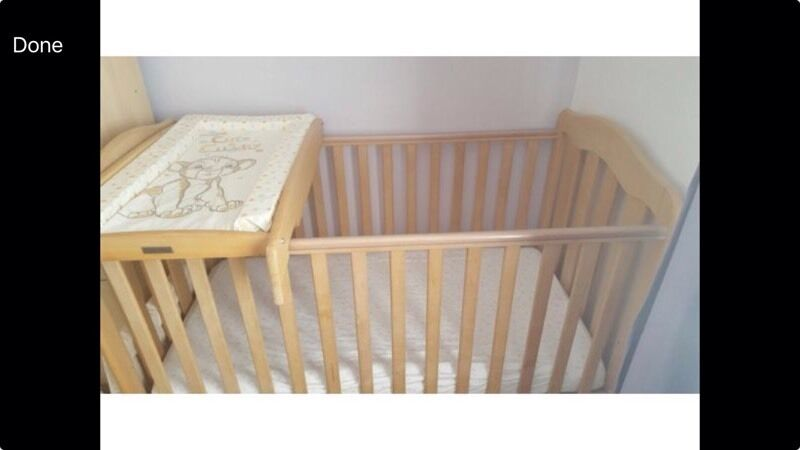 Mama & Papas Cot / cot bed