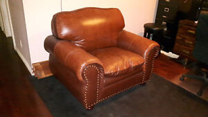 Loveseat and chair (selling separetely or together!)