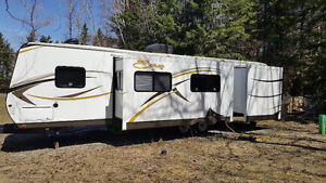 Travel Trailer For Sale - Spree 322 Bunkhouse 2014