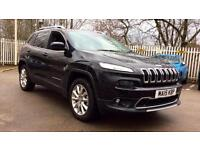 2015 Jeep Cherokee 2.0 CRD (170) Limited 5dr Automatic Diesel Estate