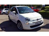 2016 Fiat 500 Pop Star Manual Petrol Hatchback