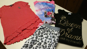 7/8 Girls set of clothes.  ALL BRAND NEW WITH TAGS