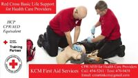 Canadian Red Cross BLS CPR for Health Care Providers