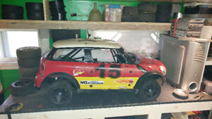 Losi 5ive WRC minnie for sale