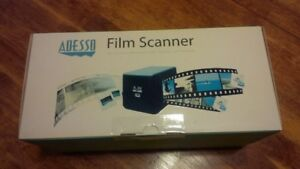 Adesso Film Scanner New in the Box with Software!