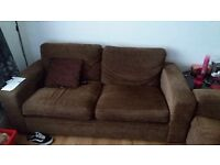 3 seater sofa needs gone today!