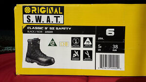 Bottes S.W.A.T. taille 6 homme