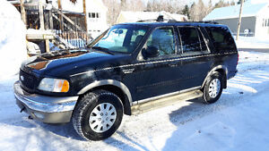 2001 Ford Expedition cuir VUS