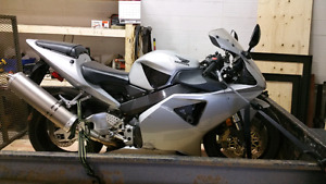 2002 cbr 954 for sale or trade for trailer