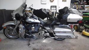 HarleyDavidson 100 anniversary motorcycle