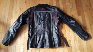Ladies leather Harley Davidson Jacket