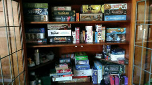 A Bunch of Board/Card Games