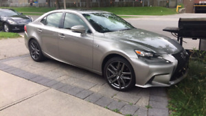 2016 Lexus IS350 F Sport Lease Takeover-$610 Monthly/18Remaining