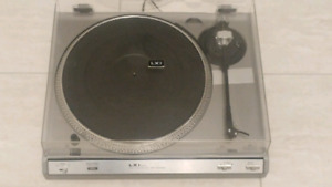 LXI Turntable. Works Perfectly.