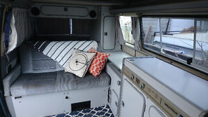 Reduced - 1989 VW Westfalia Camper - Located in Campbell River Campbell River Comox Valley Area image 6