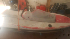 Yamaha Waverunner for parts