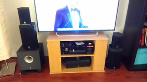Yamaha 5.1 home theater system for sale - $400 (Vancouver)