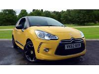 2012 Citroen DS3 1.6 e-HDi Airdream DStyle Plus Manual Diesel Hatchback