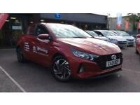 2021 Hyundai i20 1.0T GDI 48V MHD SE CONNECT 5DR Hatchback Petrol Manual