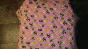 Hand quilted Crib quilts
