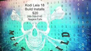 Android Box Updates, Kodi Leia 18 Build Installs $20