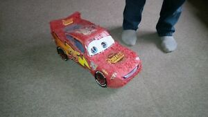 Lightening McQueen Piniatta Cambridge Kitchener Area image 1
