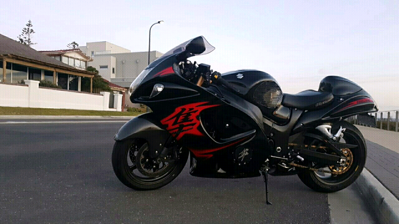 Suzuki hayabusa gen2 modified | Motorcycles | Gumtree