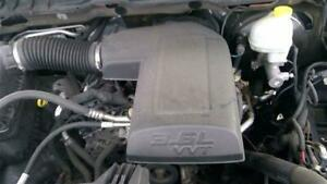 2014 - 2016 Dodge Ram 1500 3.6 engine