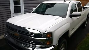 2016 Chevrolet Silverado 2500HD Diesel Crew Shortbox