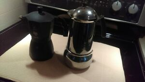 Bialetti Italian made stovetop espresso makers
