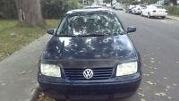 2001 Volkswagen Jetta 2.0 L Berline