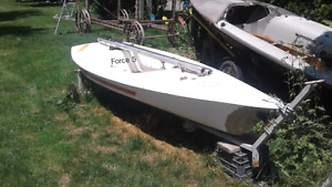 Force 5 Dinghy sailboat for sale