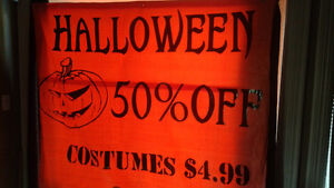HALLOWEEN COSTUMS $4.99 and up