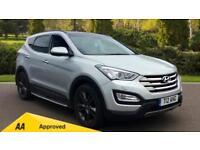 2014 Hyundai Santa Fe 2.2 CRDi Premium SE 5dr (7 Sea Automatic Diesel Estate