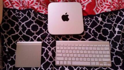 NEW MAC MINI WITH KEYBOARD TRACKPAD Charlestown Lake Macquarie Area Preview