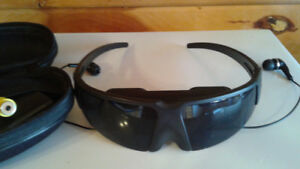 play station virtual glasses