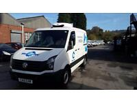 Volkswagen Crafter 2.0TDI ( 109PS ) CR35 SWB Fridge Van with Overnight Standby
