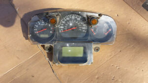 2001 GL 1800 GOLD WING INSTUMENT CLUSTER