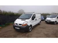 Renault Trafic 1.9TD LL29dCi 100. LWB Clean Alround, 143000 miles, New Cambelt.