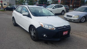 Ford Focus 2012 Certified