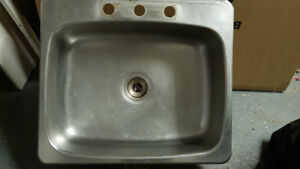 lavabo de cuisine/Kitchen sink