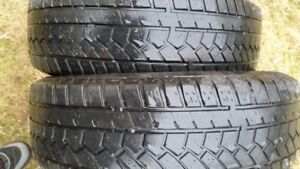 "Set of 4-195/65/15"" Winter tires"