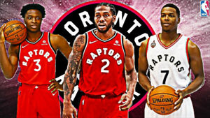 Two Raptors Tickets (vs. Knicks Nov. 10)